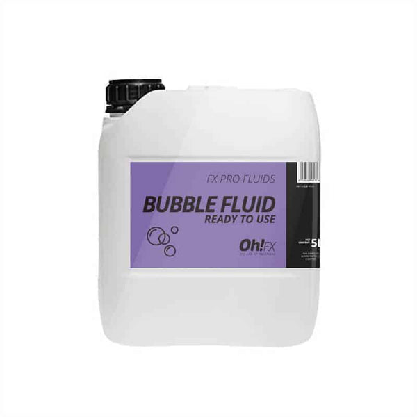 5L Premium Bubble Fluid