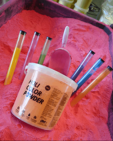 Holi Bucket & Stick Package