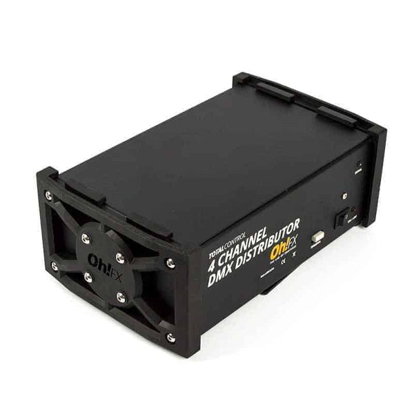 4 Channel DMX Splitter