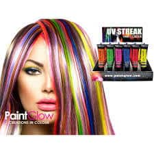 UV Hair Streaks