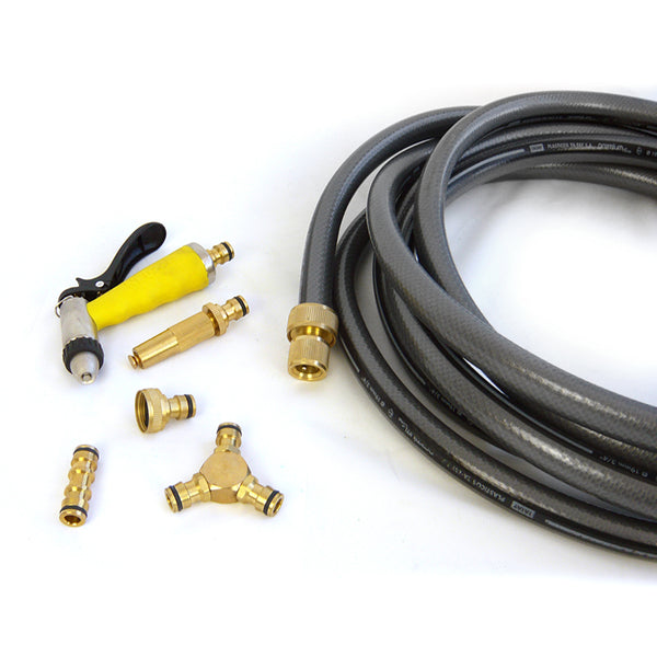 Water Hoses and Couplings Kit