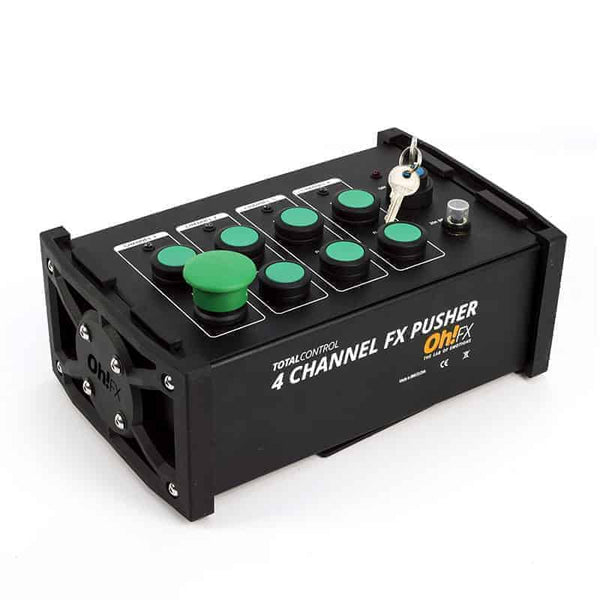 4 Channel FX Power Pusher