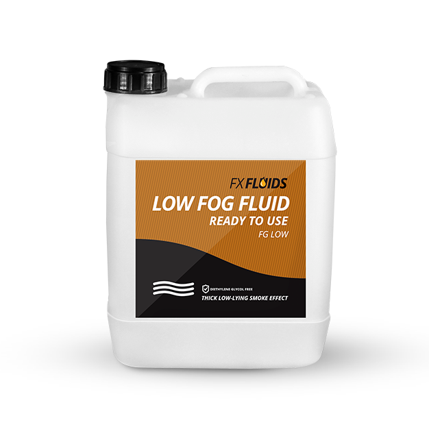 5L Premium Low Fog Fluid