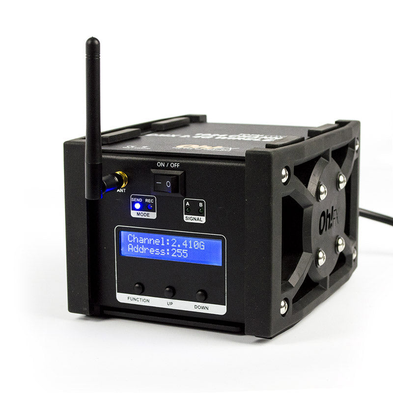 Wireless DMX Transmitter/Reciever