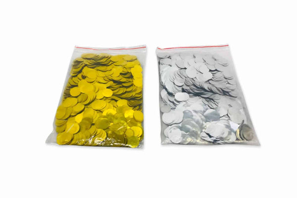 Wedding Metallic Confetti 200g