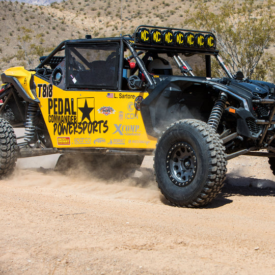 Pedal Commander Development for Can-am Off-Road  Vehicles
