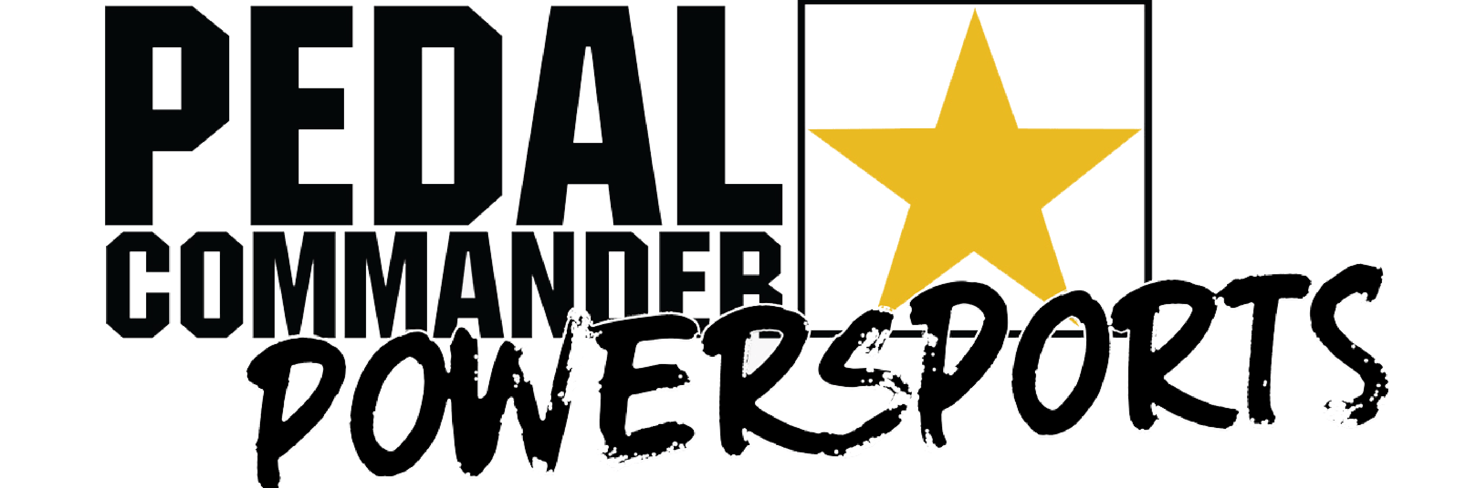 Pedal Commander Powersports Logo