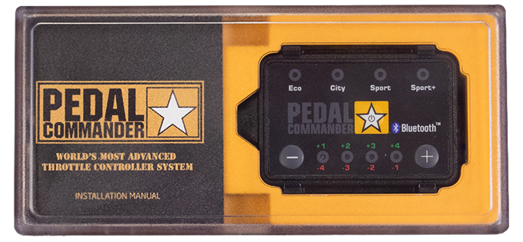 Pedal Commander PC Unit Box