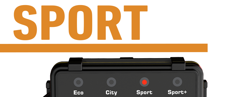 SPORT Mode Picture