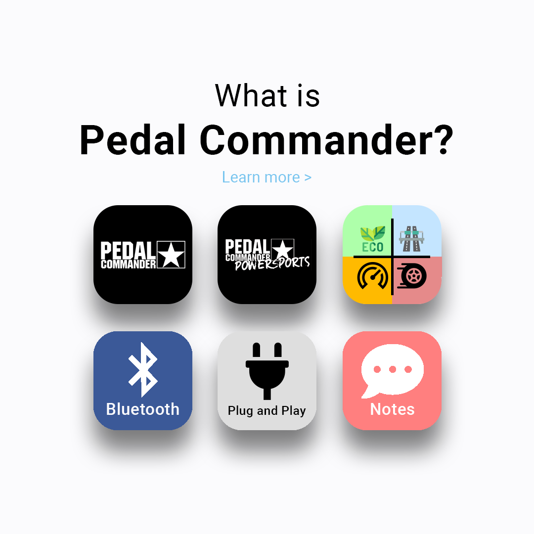 What is Pedal Commander? Image