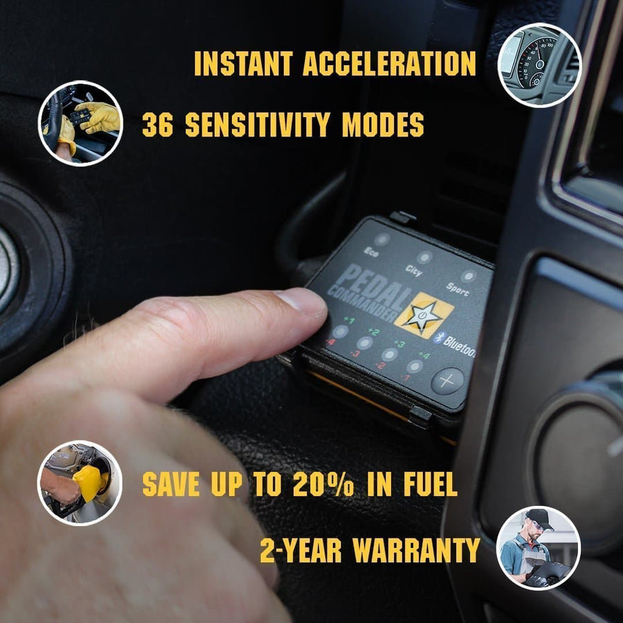Pedal Commander PC75 Bluetooth (Chevrolet Volt)