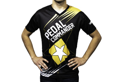 Pedal Commander V-Neck Shirt - Pedal Commander