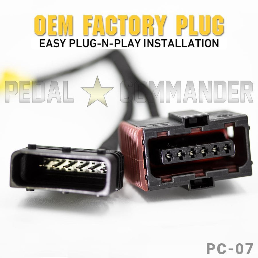 Pedal Commander PC07 Bluetooth (Alfa Romeo Giulia)