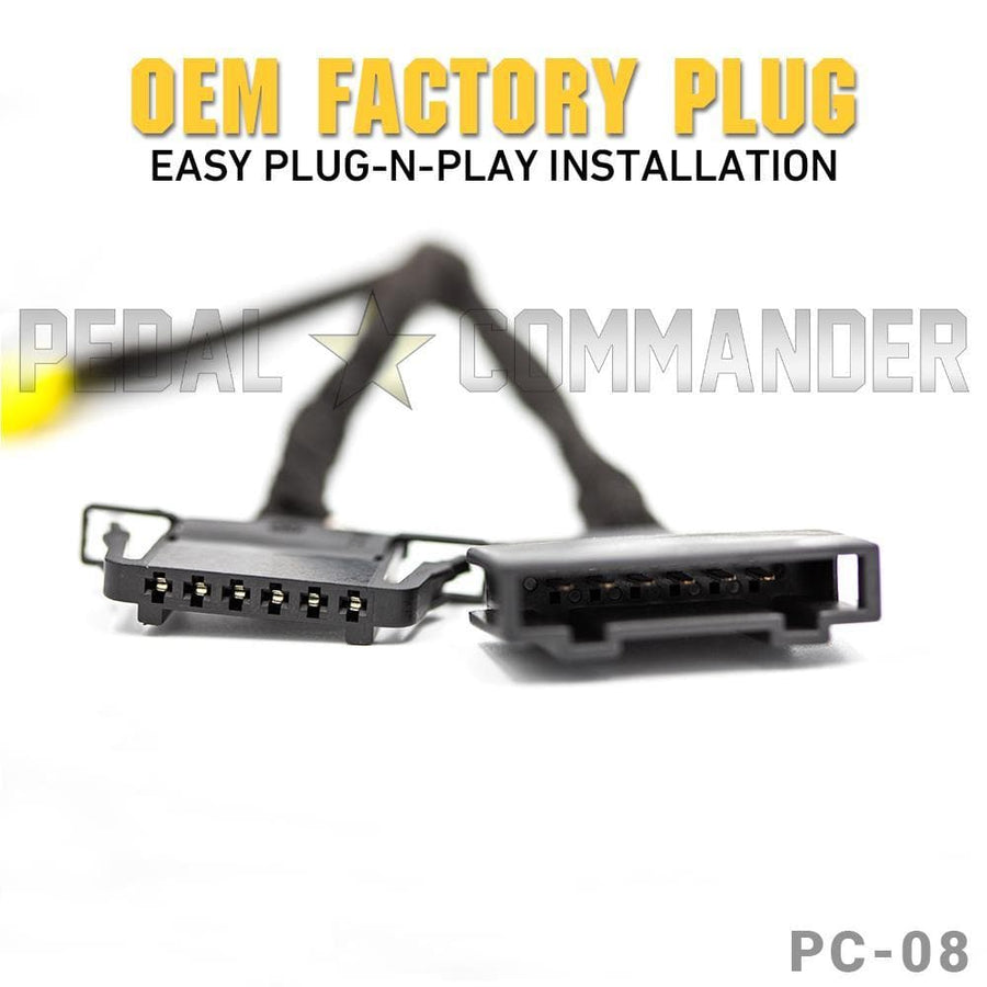 Pedal Commander PC08 Bluetooth (Volkswagen Fox)