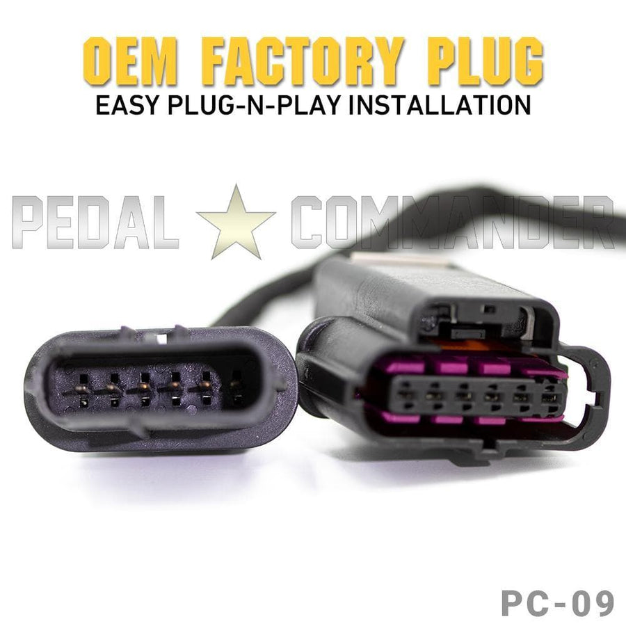 Pedal Commander PC09 Bluetooth (Volkswagen Caddy)