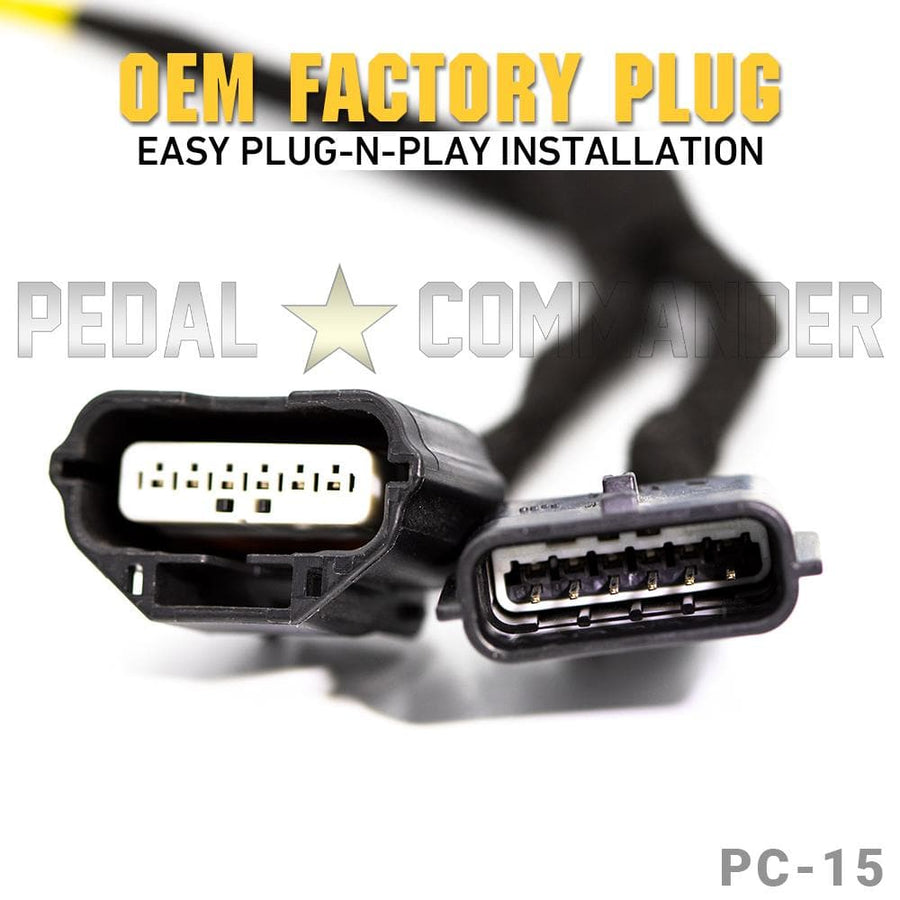 Pedal Commander PC15 Bluetooth (Nissan Pathfinder)