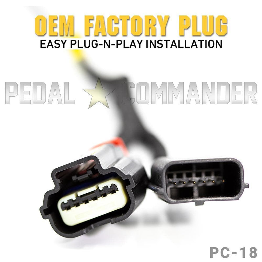 Pedal Commander PC18 Bluetooth (Ford Bronco Sport)