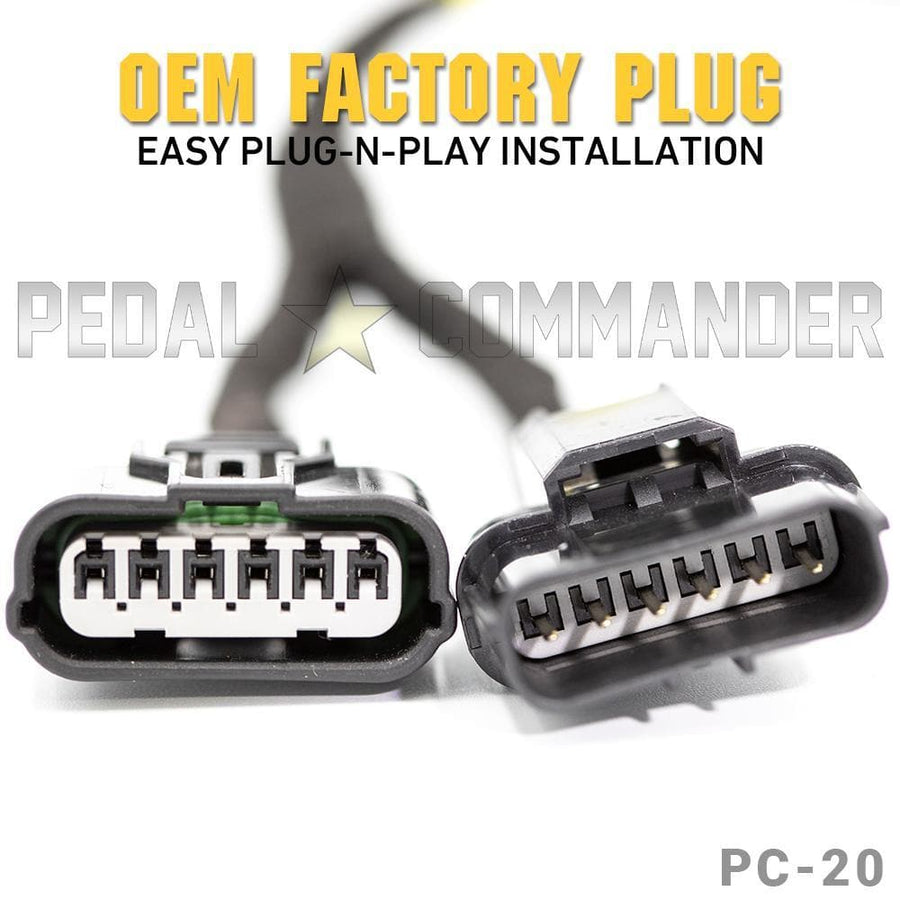 Pedal Commander PC20 Bluetooth (Acura RDX)