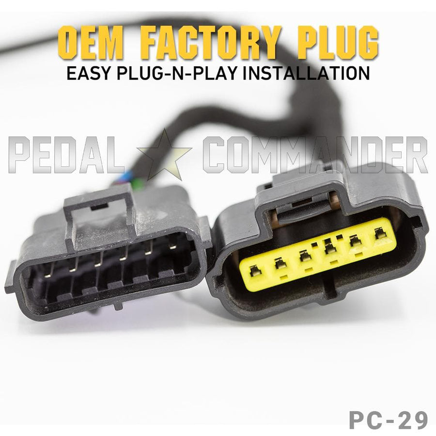 Pedal Commander PC29 Bluetooth (Dodge Caliber)