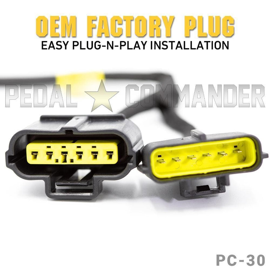 Pedal Commander PC30 Bluetooth (Jeep Liberty)