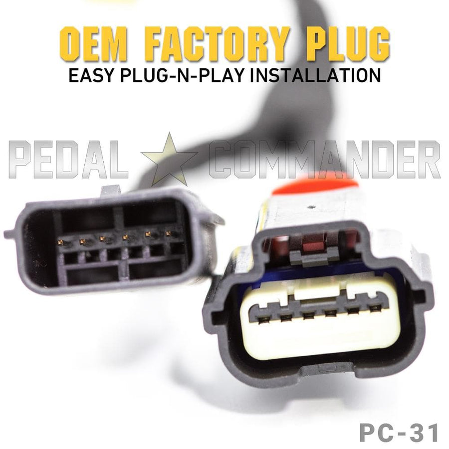 Pedal Commander PC31 Bluetooth (Dodge Grand Caravan)