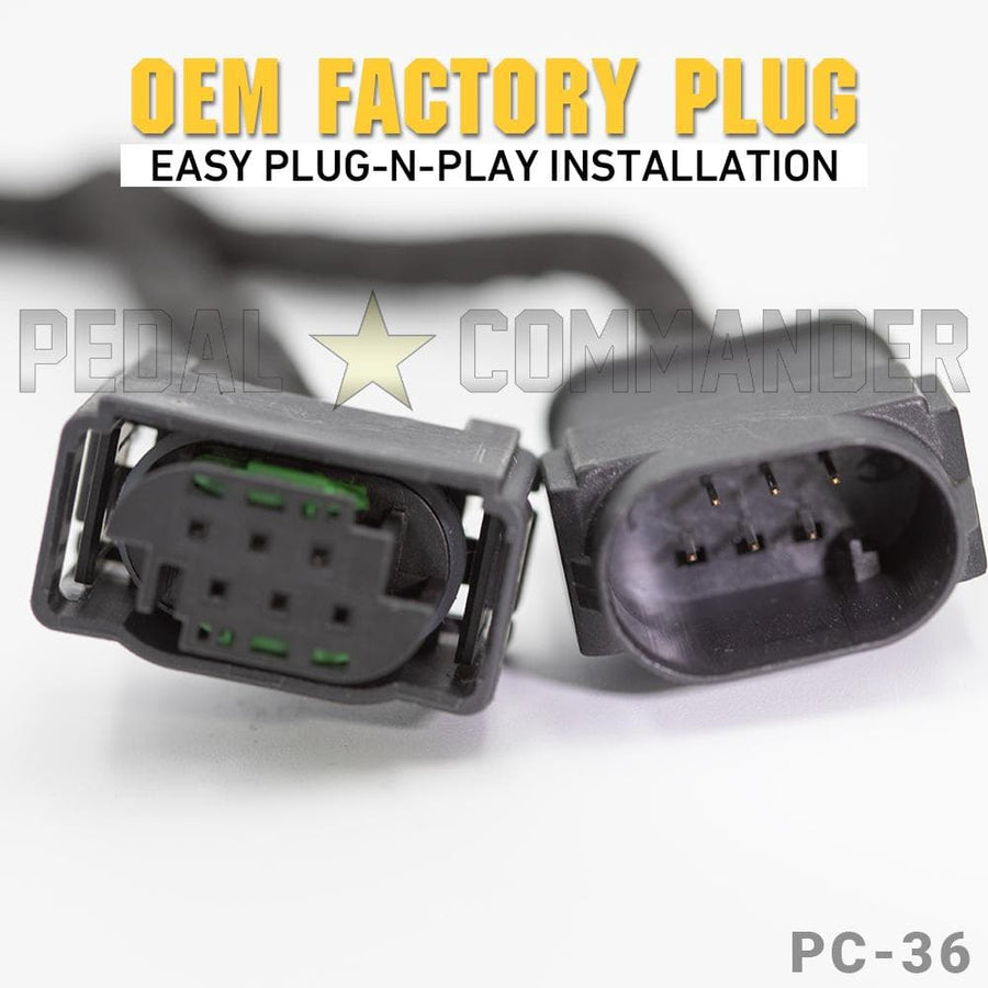 Pedal Commander PC36 Bluetooth (Mercedes Benz CLK-Class 1st Gen)