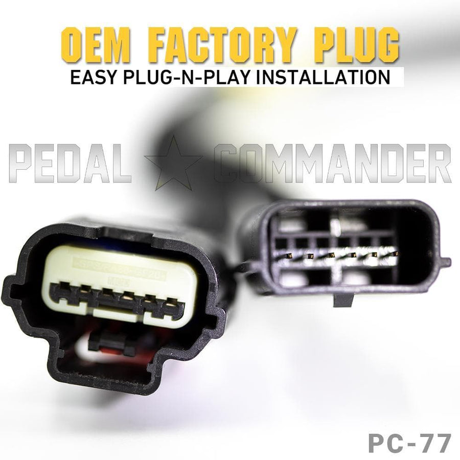 Pedal Commander PC77 Bluetooth (Chevrolet Silverado 1500)
