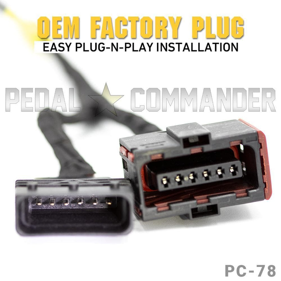 Pedal Commander PC78 Bluetooth (RAM 1500)