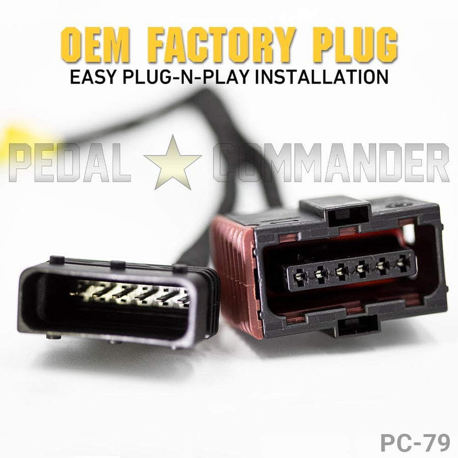Pedal Commander PC79 Bluetooth (Nissan Frontier)