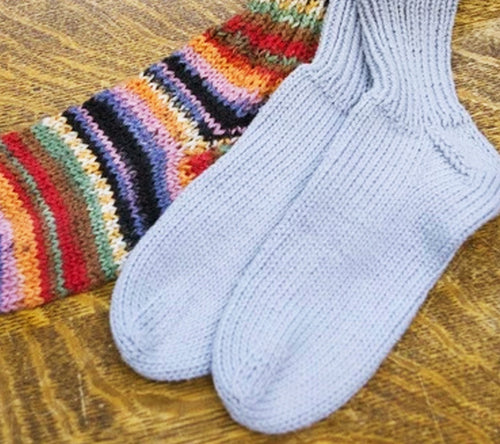 How to Knit a Sock (Online class)