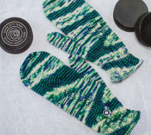 Lucky Mitts Pattern