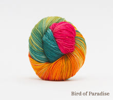 Load image into Gallery viewer, A ball of RCY Adam & Eve in Bird of Paradise