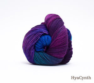 A ball of RCY Adam & Eve in HyaCynth
