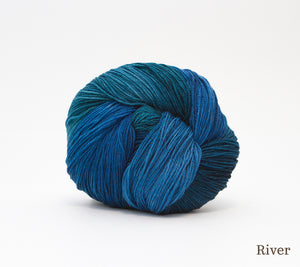 A ball of RCY Adam & Eve in River