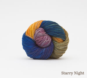 A ball of RCY Adam & Eve in Starry Night
