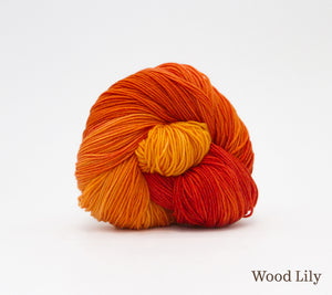 A ball of RCY Adam & Eve in Wood Lily