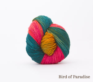 A ball of RCY Eden in Bird of Paradise