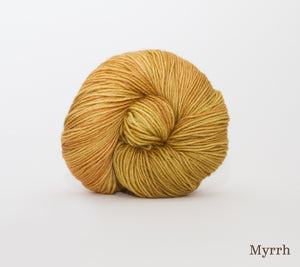 A ball of RCY Eden in Myrrh