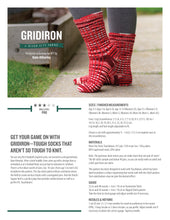 Load image into Gallery viewer, Gridiron Socks