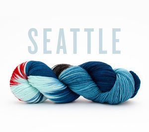 A skein of RCY Hat Trick in Seattle