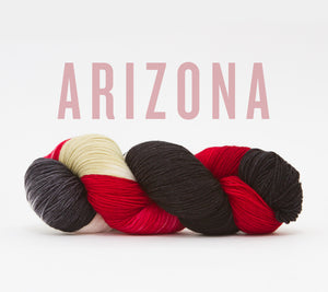 A skein of RCY Hat Trick in Arizona