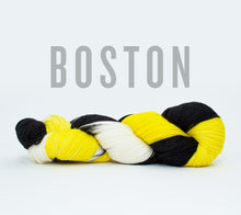 Load image into Gallery viewer, A skein of RCY Hat Trick in Boston