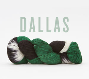 A skein of RCY Hat Trick in Dallas
