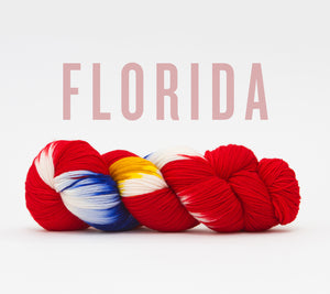 A skein of RCY Hat Trick in Florida
