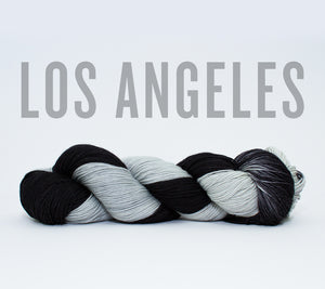 A skein of RCY Hat Trick in Los Angeles