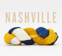 Load image into Gallery viewer, A skein of RCY Hat Trick in Nashville