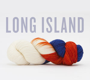 A skein of RCY Hat Trick in Long Island