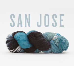 A skein of RCY Hat Trick in San Jose