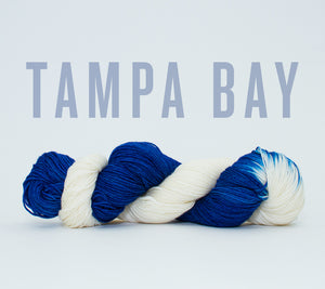A skein of RCY Hat Trick in Tampa Bay
