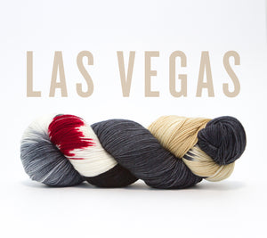 A skein of RCY Hat Trick in Las Vegas